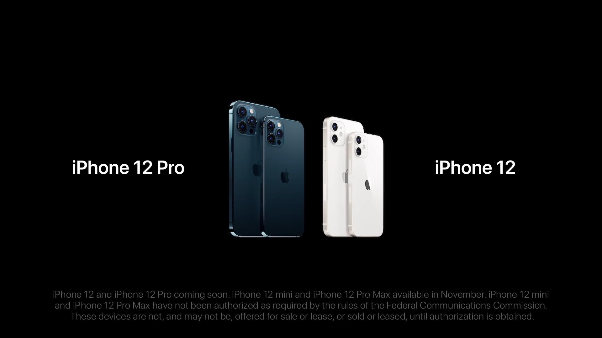 L'iPhone 12 n'impactera pas la fin d'année autant que prévu