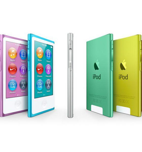 iPod nano 7e génération