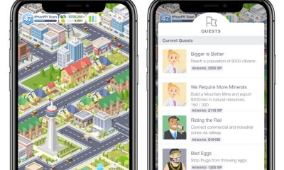Jeu iPhone Pocket City