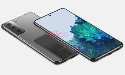 Samsung Galaxy S21 fuite