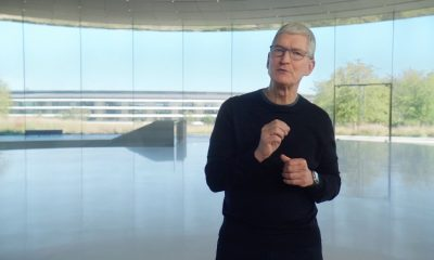Tim Cook Keynote iPhone 12