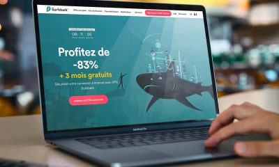 Bon plan Surfshark VPN