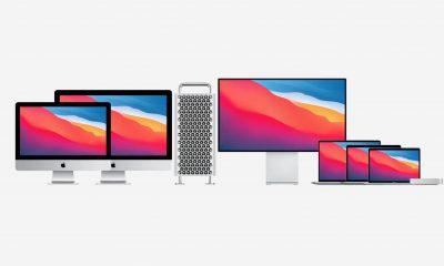 Apple Mac Silicon M1 2021