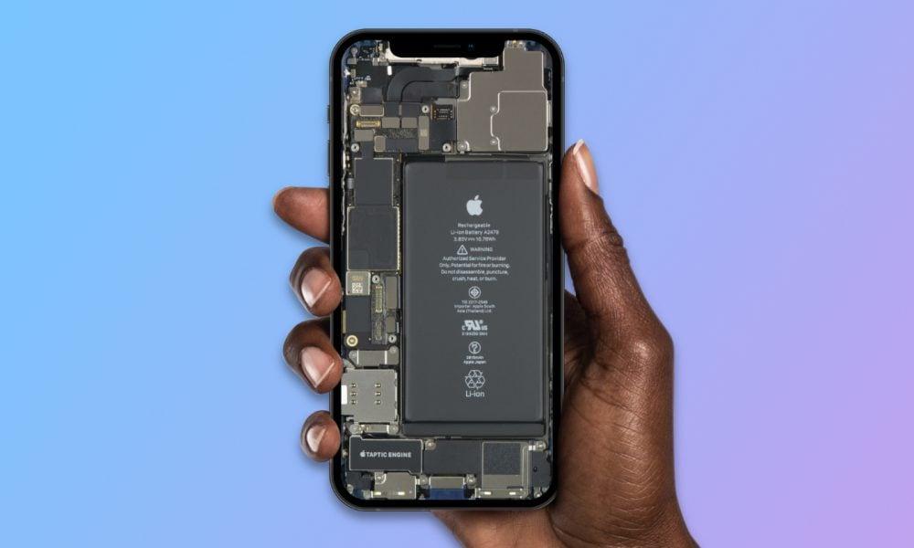 Fond d'écran iPhone 12