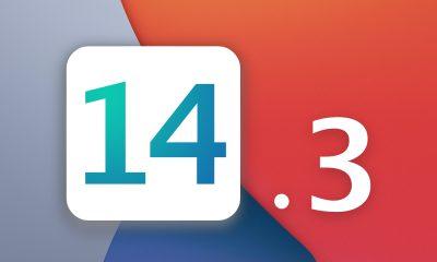 iOS 14.3 rouge