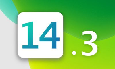 iOS 14.3 vert