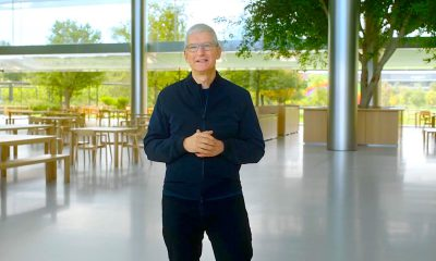 Tim Cook Keynote novembre 2020