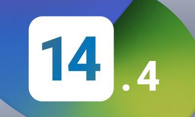 iOS 14.4 bêta 1
