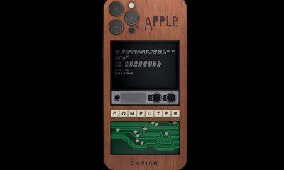 iPhone 12 Pro x Apple 1