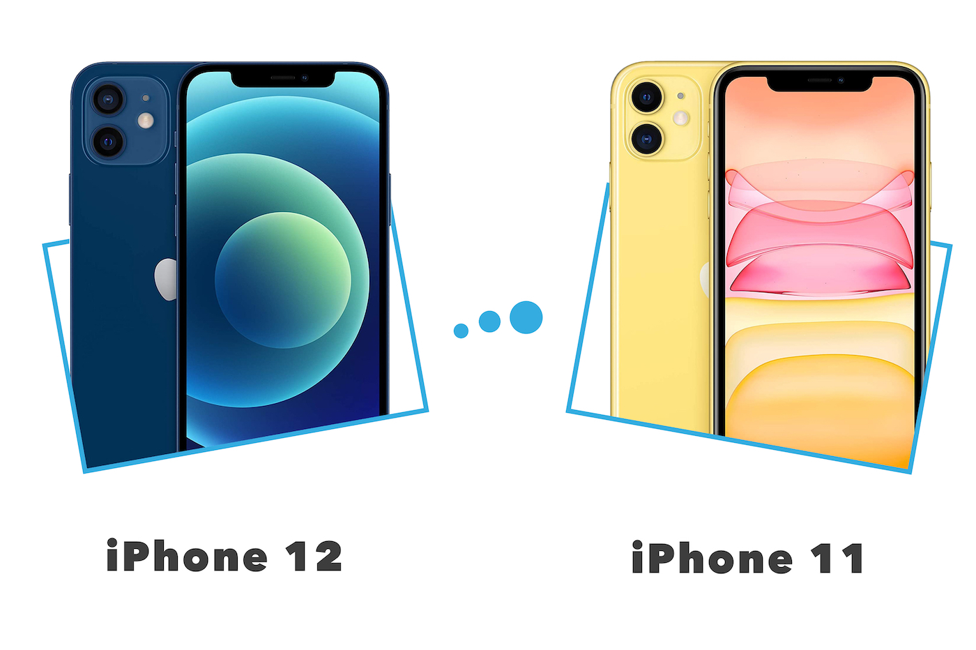 iPhone 12 vs iPhone 11