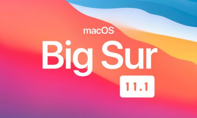 macOS Big Sur 11.1