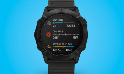 Montre Garmin GPS
