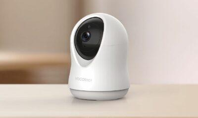 Vocolinc caméra connectée HomeKit