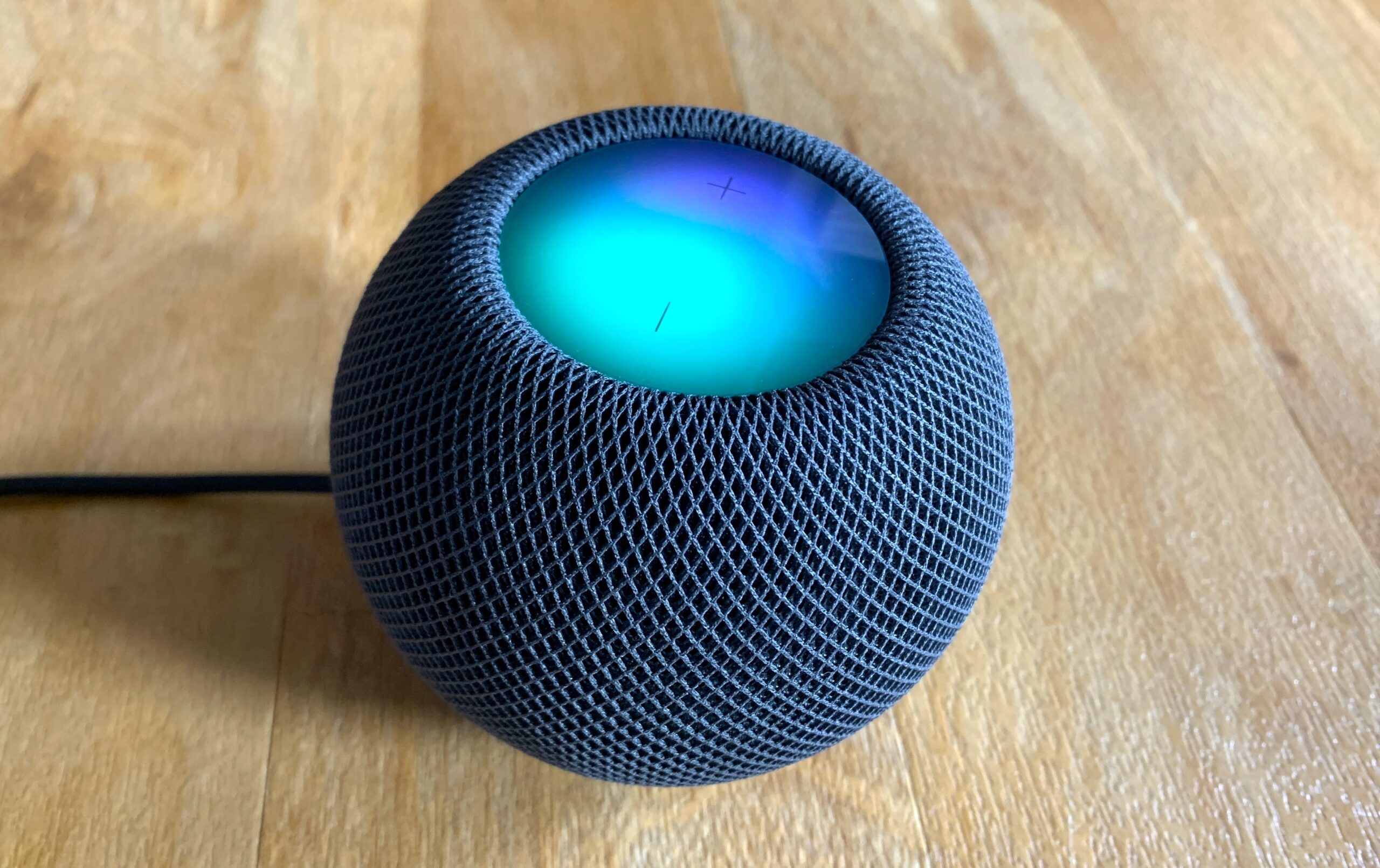 HomePod mini et couleurs