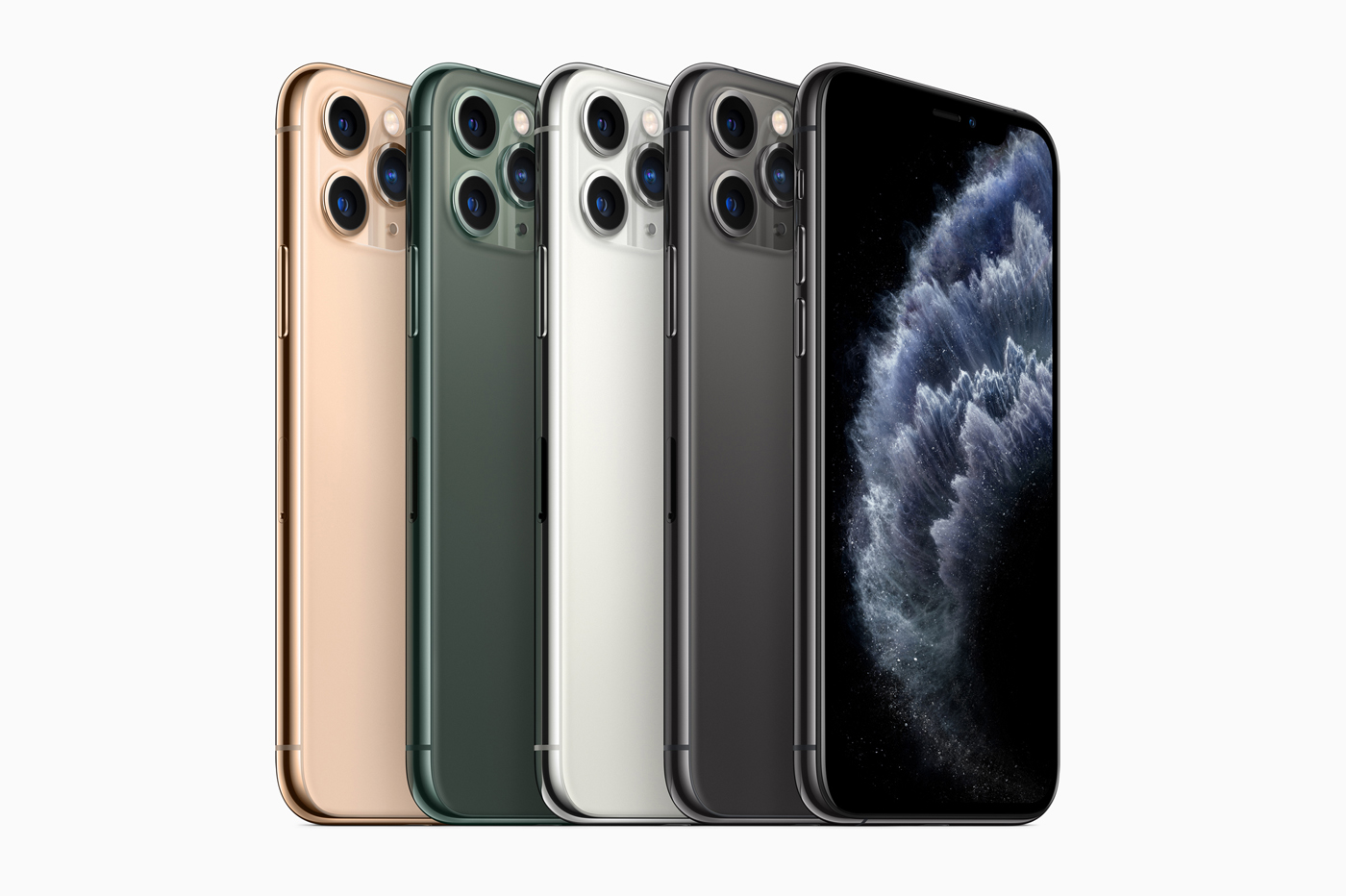iPhone 11 Pro comparatif