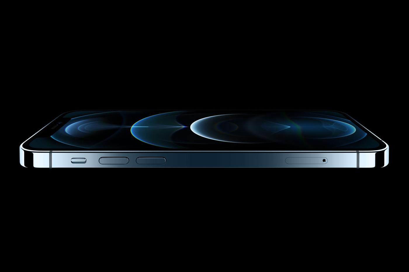 iPhone 12 Pro comparatif