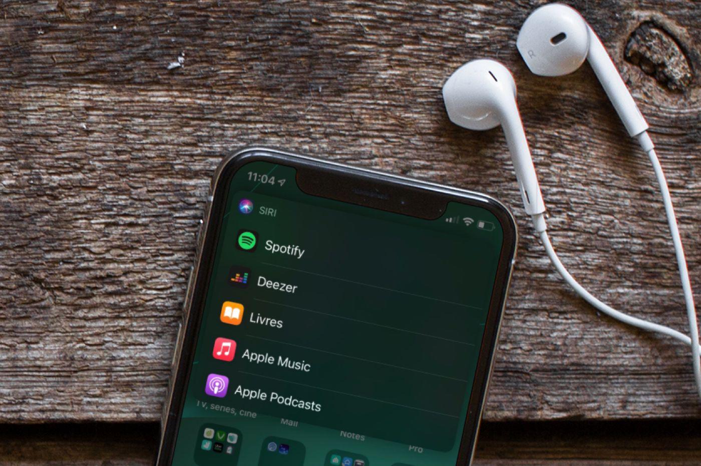 Lecteur musique par défaut dans iOS 14.5