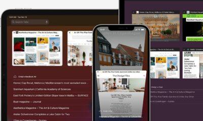 Safari sur iPhone et iPad