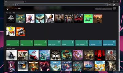 xCloud iPad