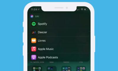 App audio Siri