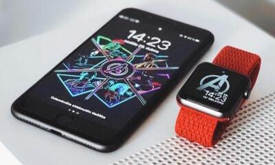 Apple Watch et iPhone