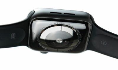 Apple Watch noire
