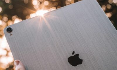 iPad et soleil
