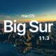 Mise à jour macOS 11.3
