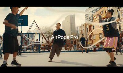AirPods Pro et publicité Apple