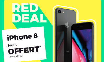 iPhone 8 RED deal