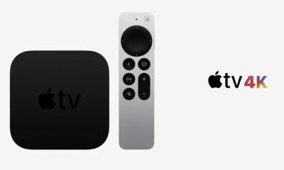 2021 Apple TV 4K Siri Remote