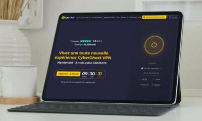 Bon plan VPN CyberGhost