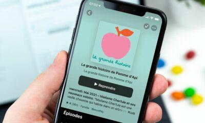 Apple Podcasts iOS 14.5 périodicité