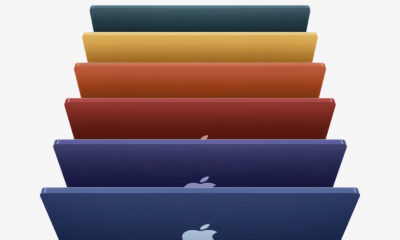 iMac Apple couleurs