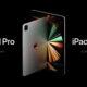 iPad Pro M1 taille ecran