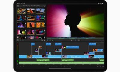 iPad Pro M1 début 2021