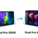 iPad Pro M1 vs iPad Pro 2020 comparatif et différences