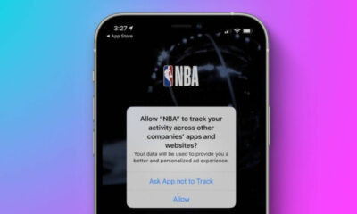 Apple tracking NBA