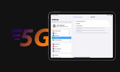 5G iPad
