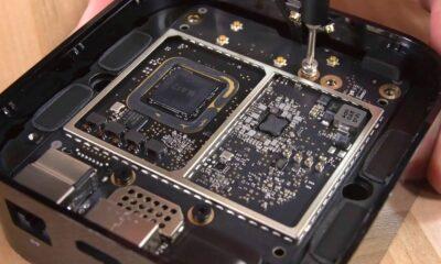 Apple TV 4K démontage iFixit