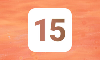 iOS 15 orange