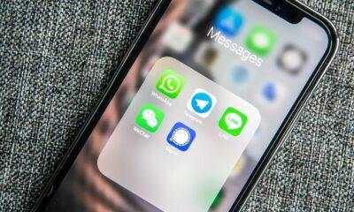 WhatsApp sur iPhone