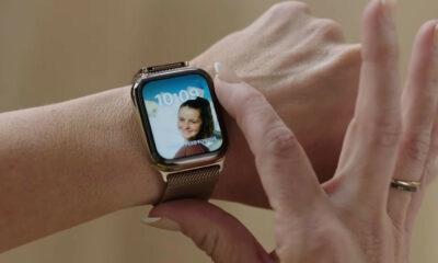 Apple Watch ecran 2021