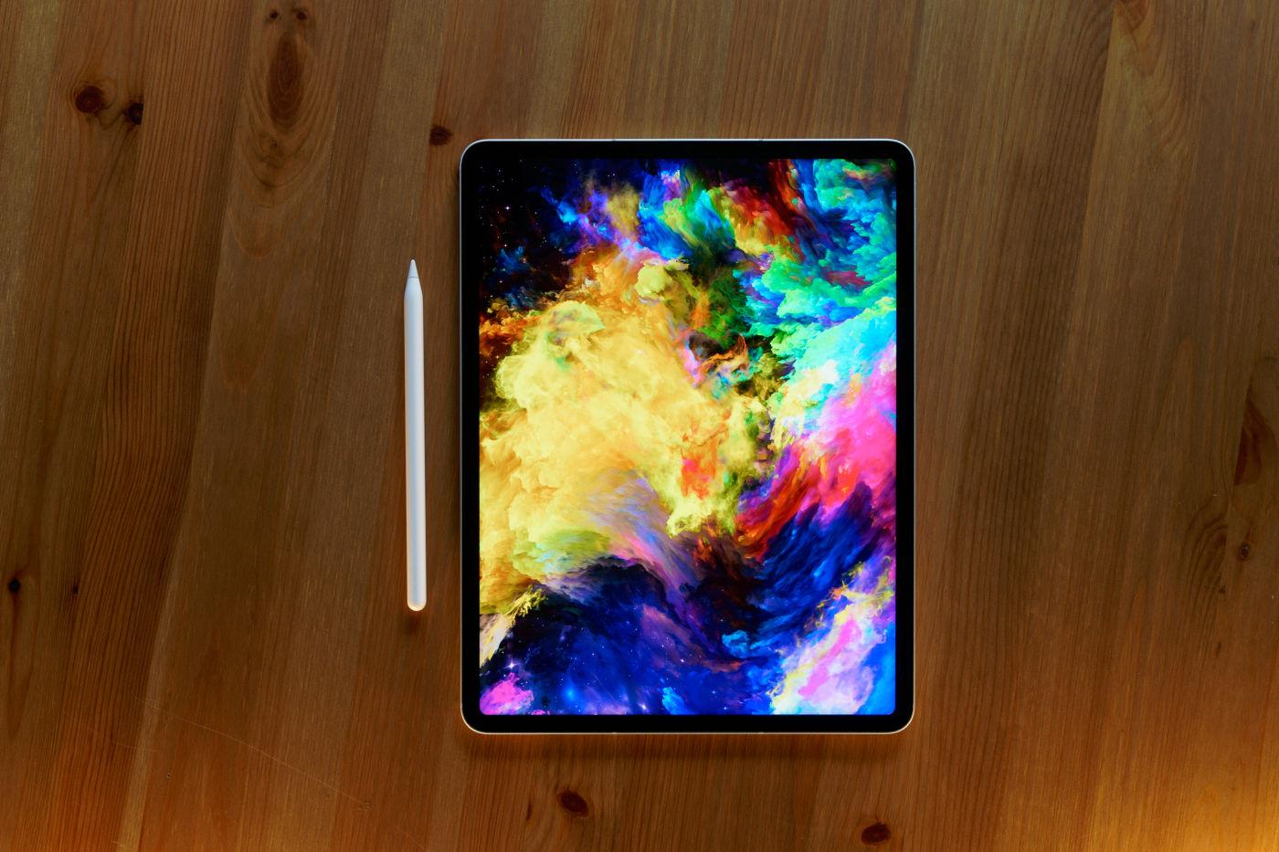 iPad Pro M1 12,9 pouces. © iPhon.fr