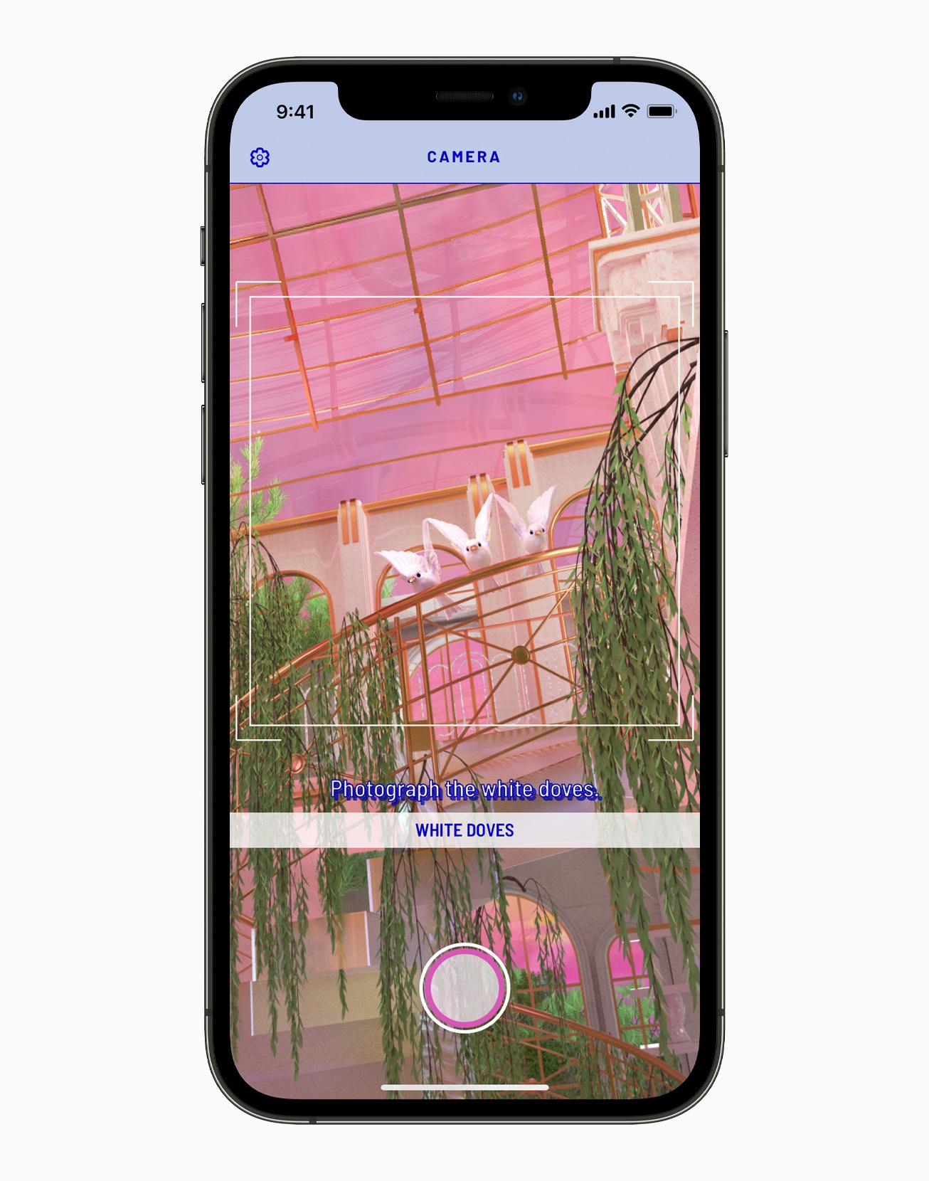 HoloVista app iOS