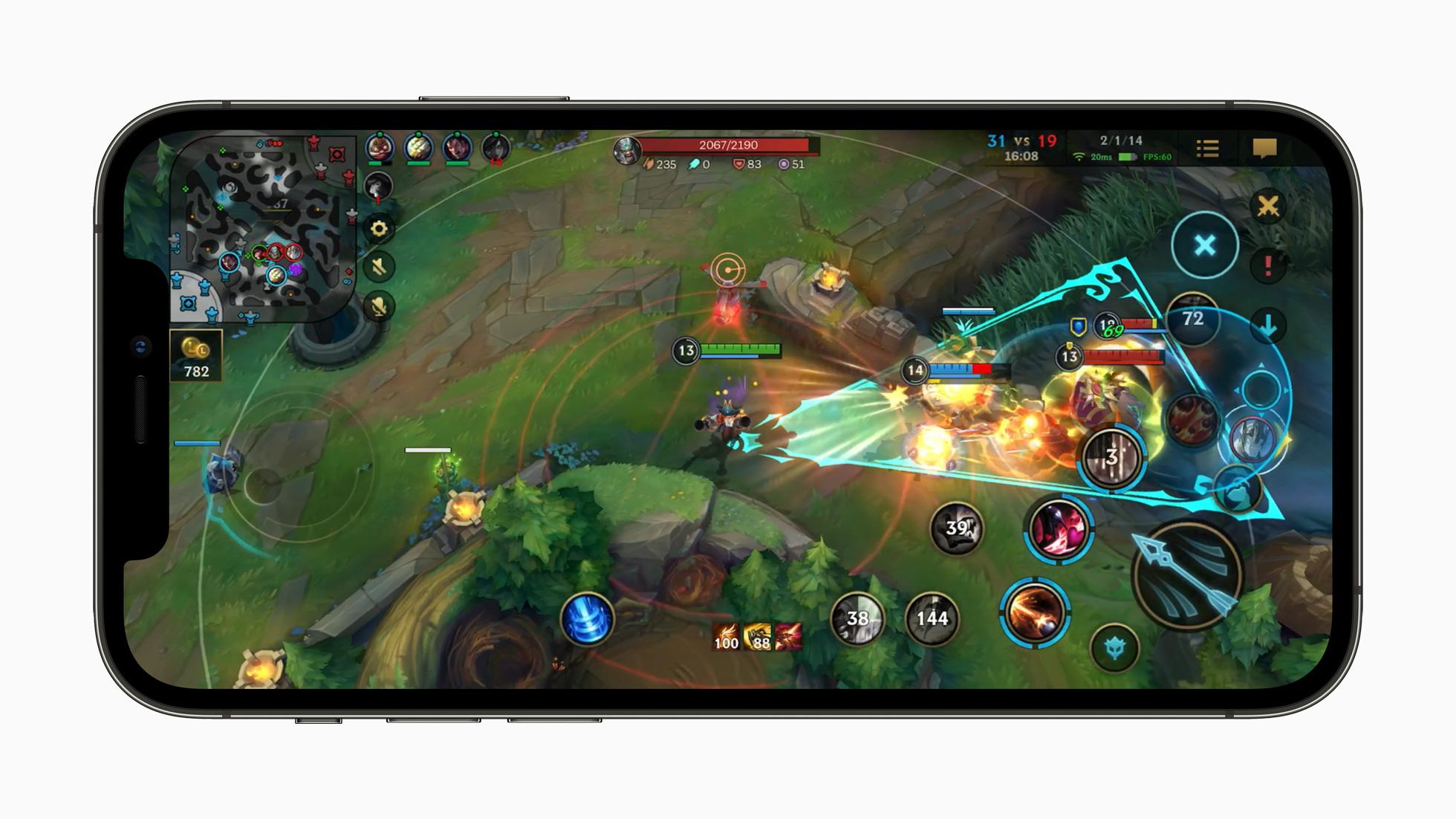 League Of Legends Wild Rift app iOS