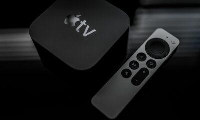 Apple TV 2021 et Siri Remote