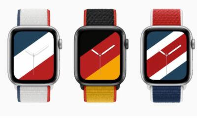 Apple Watch pays