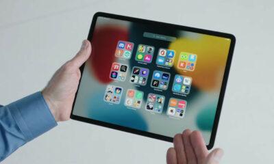 iPadOS 2021 widget