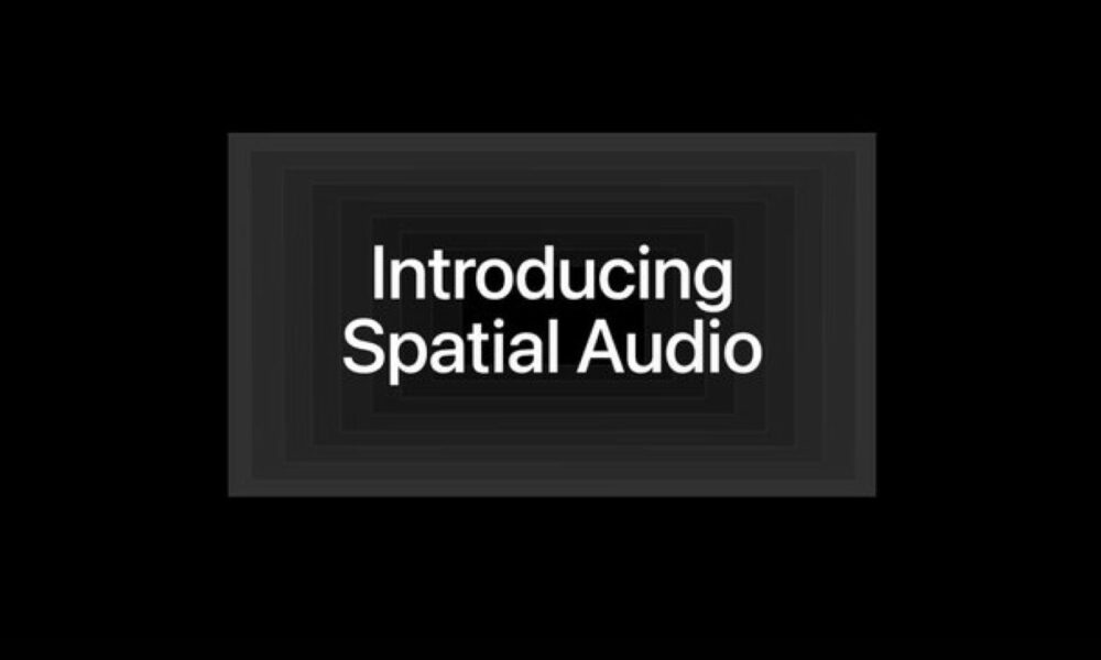 Introduction Spatial Audio